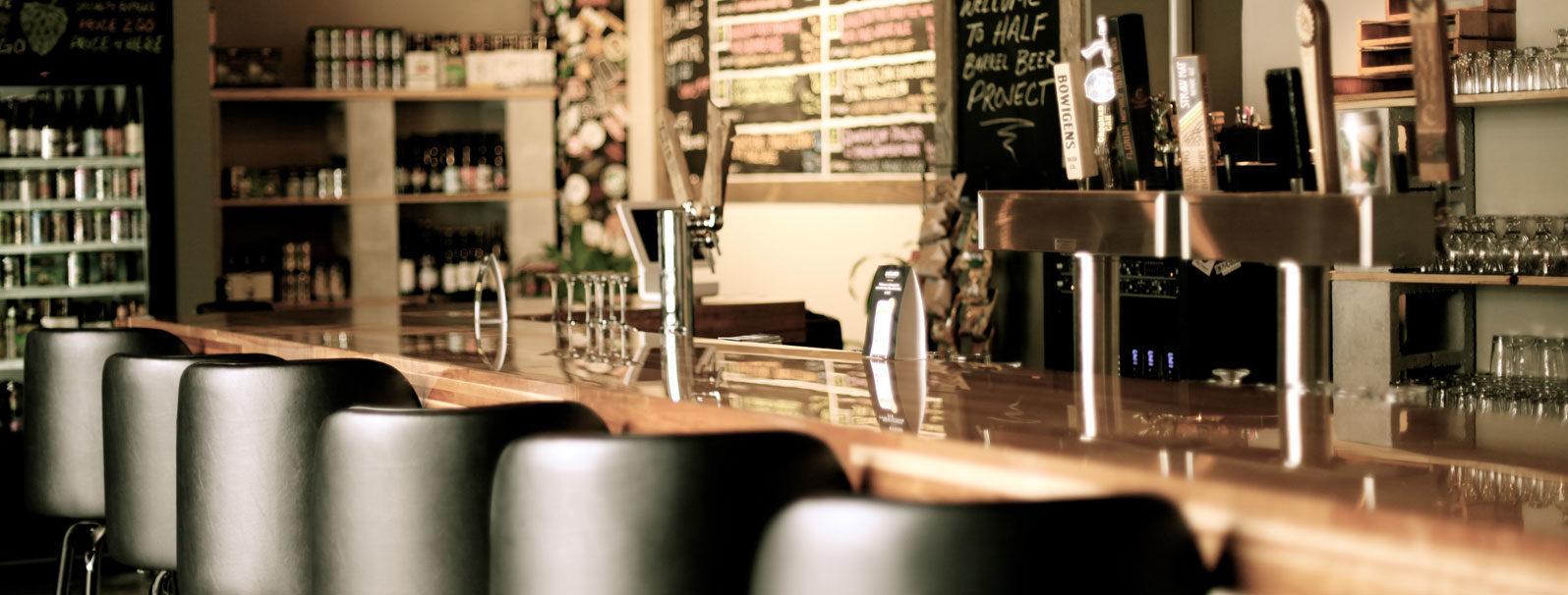 Half Barrel Beer Project – Craft Beer